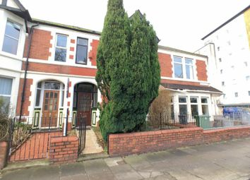 Thumbnail 3 bedroom terraced house for sale in Taffs Mead Embankment, Cardiff