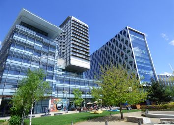 Thumbnail 1 bed flat to rent in Media City Uk, Salford