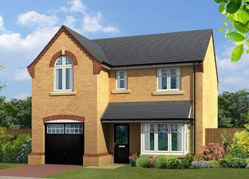 "Thumbnail 4 bedroom detached house for sale in ""The Windsor"" at Cowick Road, Snaith, Goole"