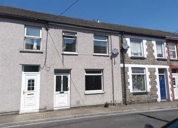 Thumbnail 2 bed terraced house for sale in Vaughan Street, Pontypridd