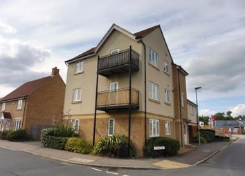 Thumbnail 1 bed flat to rent in Tracy Way, Oxley Park, Milton Keynes