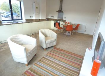 Thumbnail 2 bed flat for sale in Falcon Close, Quedgeley, Gloucester