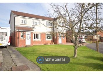 Thumbnail 3 bed semi-detached house to rent in Marschal Court, Stirling