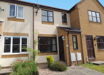 Thumbnail 2 bedroom terraced house for sale in Sycamore Close, Worlingham, Beccles
