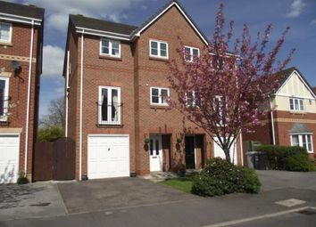Thumbnail 3 bed terraced house for sale in Mottram Drive, Nantwich, Cheshire