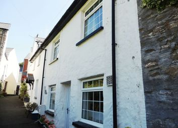 Thumbnail 2 bed cottage for sale in Castle Street, Combe Martin, Ilfracombe