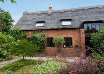 Thumbnail 4 bed barn conversion for sale in Low Road, Keswick, Norwich