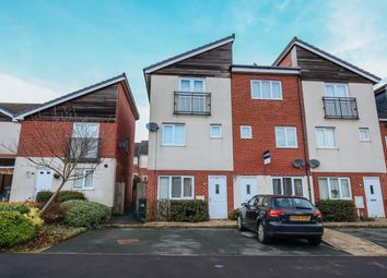 Thumbnail 4 bedroom town house for sale in Brentleigh Way, Hanley, Stoke-On-Trent