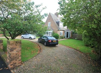 Thumbnail 4 bed detached house for sale in Far Moss Road, Liverpool, Merseyside
