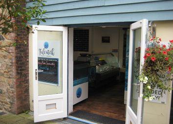 Thumbnail Restaurant/cafe for sale in Lemon Street Market, Truro, Cornwall