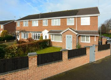 Thumbnail 4 bed town house for sale in Musters Road, Ruddington, Nottingham