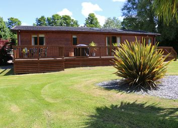 Thumbnail 3 bed lodge for sale in Parkdean, St Minver