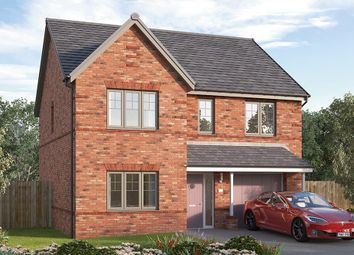 "Thumbnail 4 bed detached house for sale in ""The Sudbury"" at Pennyfine Road, Sunniside, Newcastle Upon Tyne"