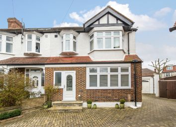 Thumbnail 3 bed end terrace house for sale in Woodlands, London