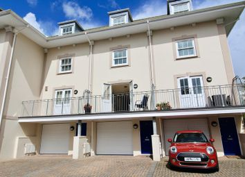 Thumbnail 4 bed terraced house for sale in Kimberley Croft, Falmouth