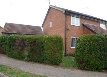 Thumbnail 2 bedroom semi-detached house to rent in Tyndale, North Wootton, King's Lynn