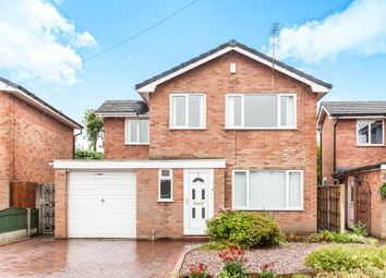 Thumbnail 4 bed detached house for sale in Lawson Close, Woolston, Warrington, Cheshire