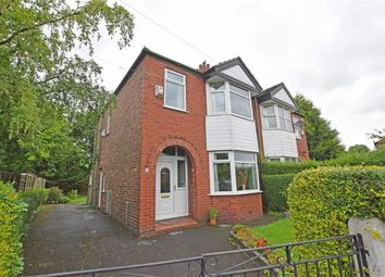 Thumbnail 3 bedroom semi-detached house for sale in Wald Avenue, Fallowfield, Manchester