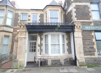 Thumbnail 2 bed flat to rent in Sneyd Street, Pontcanna, Cardiff