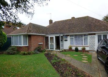 Thumbnail 2 bed bungalow to rent in Glenville Road, Rustington, Littlehampton
