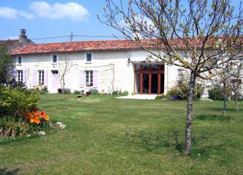 Thumbnail 4 bed property for sale in Beauvais Sur Matha, 17510, France