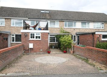 Thumbnail 4 bed terraced house for sale in Cresswell Road, Newbury