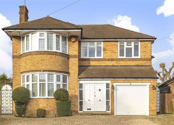 Thumbnail 4 bedroom detached house for sale in Framfield Close, London