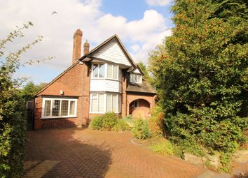 Thumbnail 4 bed detached house to rent in Grangeway, Handforth, Wilmslow