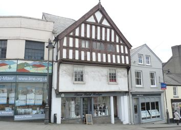 Thumbnail 2 bed flat to rent in Ship Street, Brecon