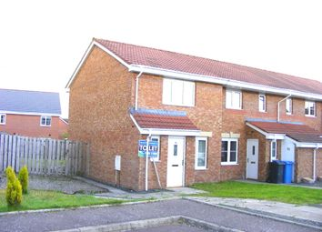 Thumbnail 2 bedroom end terrace house to rent in Cricketfield Place, Armadale, Bathgate