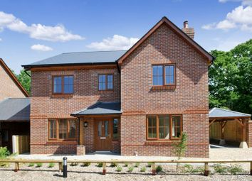 Thumbnail 4 bed detached house for sale in Hope Lodge Close, Fareham