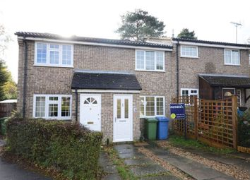 Thumbnail 2 bed terraced house to rent in Crofton Close, Bracknell