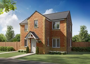 "Thumbnail 3 bed detached house for sale in ""Renmore"" at Durham Road, Middlestone Moor, Spennymoor"