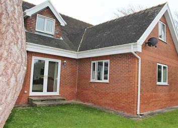 Thumbnail 3 bed detached bungalow for sale in Higher Lane, Langland, Swansea