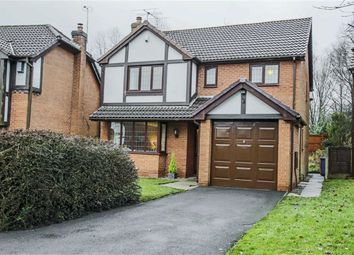 Thumbnail 4 bed detached house for sale in Rhuddlan Close, Rossendale, Lancashire