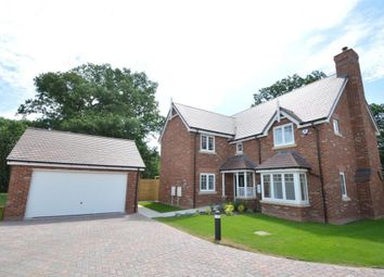 Thumbnail 4 bed detached house for sale in Hillside Drive, Shrewsbury