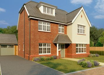 Thumbnail 5 bed detached house for sale in The Avenues At Westley Green, Dry Street, Langon Hills