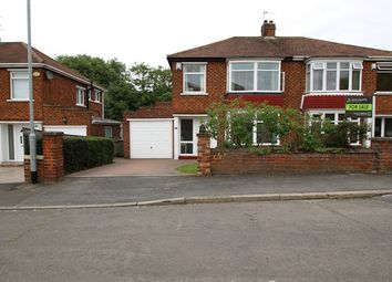 Thumbnail 3 bed semi-detached house for sale in Silton Grove, Stockton-On-Tees