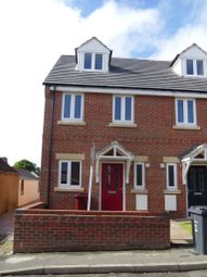 Thumbnail 4 bedroom semi-detached house to rent in Addison Street, Tibshelf, Alfreton