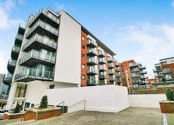 Thumbnail 2 bedroom flat for sale in Channel Way, Southampton