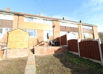 Thumbnail 3 bed terraced house for sale in Cawthorne Close, Woodseats, Sheffield, South Yorkshire