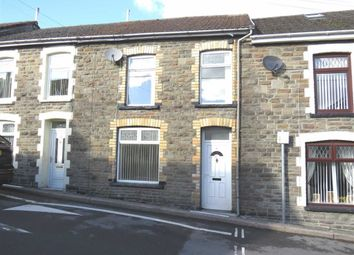 Thumbnail 2 bed terraced house to rent in High Street, Ynysybwl, Pontypridd