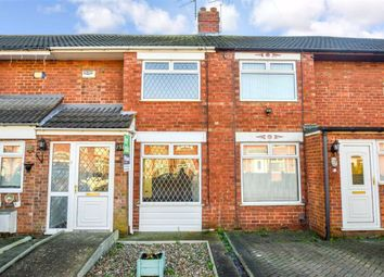 2 bed terraced house for sale in Moorhouse Road, Hull HU5