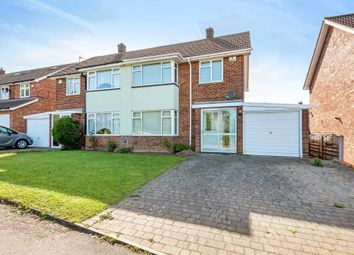 Thumbnail 3 bed semi-detached house for sale in Thong Lane, Gravesend