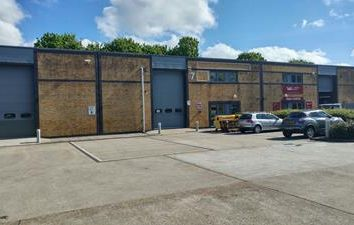 Thumbnail Light industrial to let in Unit 7, Mitchell Way, Portsmouth