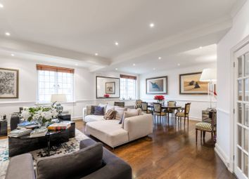 Thumbnail 3 bedroom flat to rent in Sloane Street, Knightsbridge