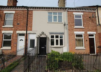 Thumbnail 2 bed terraced house for sale in Forest Road, Burton-On-Trent