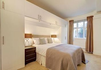 Thumbnail 1 bed flat to rent in Strathmore Court, St Johns Wood