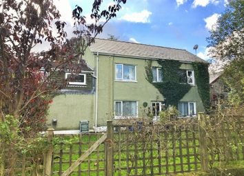 Thumbnail 7 bed country house for sale in Glanamman, Ammanford