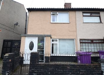Thumbnail 3 bedroom semi-detached house for sale in Wellington Avenue, Wavertree, Liverpool